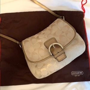 Coach bag - great for going out!